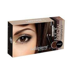 Bellapierre Kozmetická sada na oči a obočie (Eye & Brow Complete Kit)