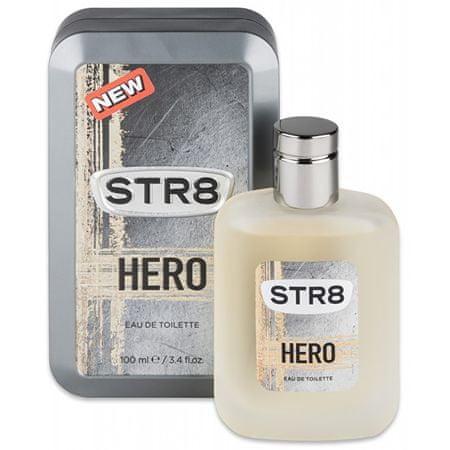 STR8 Hero - woda toaletowa 100 ml