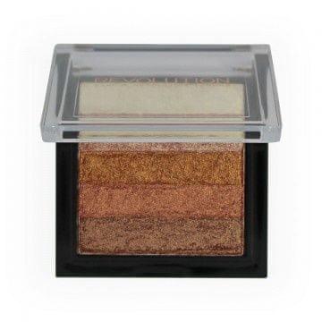 Makeup Revolution Bronzer és Shimmer Brick fehérítőt (árnyék Rose Gold)