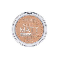 Catrice Matující pudr All Matt Plus (Shine Control Powder) 10 g