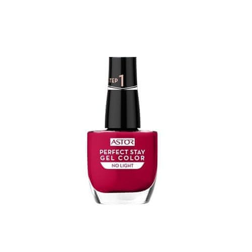Astor Gelový lak na nehty No Light (Perfect Stay Gel Color) 12 ml 020 All Eyes On You