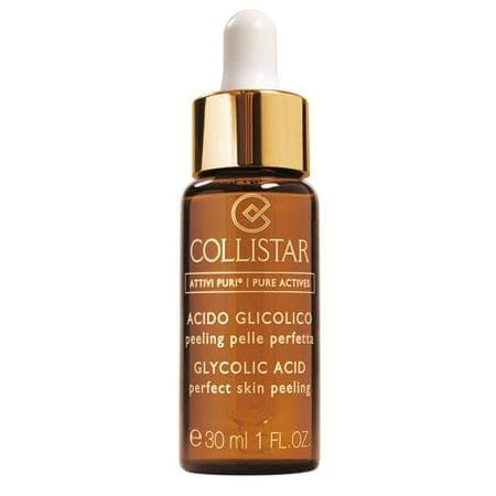 Collistar Odmładzające serum czyste czynne (kwas glikolowy łuszczenie skóry doskonały) 30 ml
