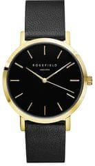 Rosefield THE GRAMERCY Black Black Gold