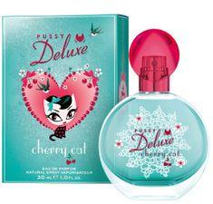 Pussy Deluxe Cherry Cat - woda perfumowana