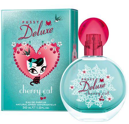 Pussy Deluxe Cherry Cat - EDP 30 ml