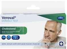 Veroval Cholesterol domácí test