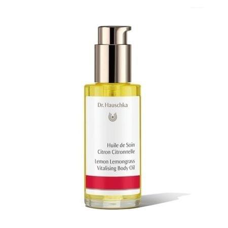Dr. Hauschka Revitalizačný telový olej (Lemon Lemongrass Vitalising Body Oil) 75 ml