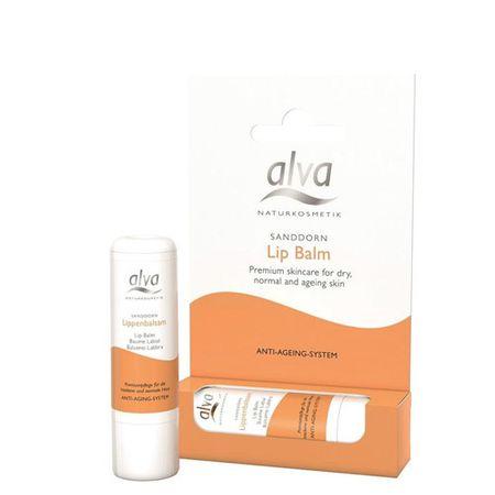 Alva BIO Rakytníkový balzam na pery (Lip Balm) 3,5 g