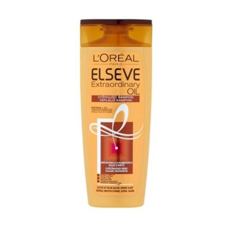 L'Oréal Vyživující krémový šampon Elseve (Extraordinary Oil Cream Shampoo) (Objem 250 ml)