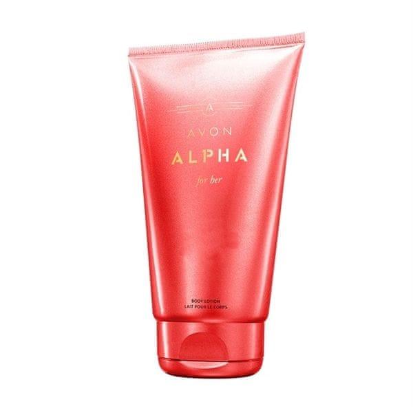 Avon Tělové mléko Alpha (Body Lotion) 150 ml