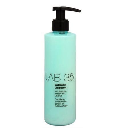Kallos Odżywka dla kręcone włosy LAB 35 (Curl odżywka z bambusa ekstraktu i oliwa z oliwek) i 250 ml