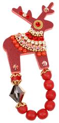 Deers Madame Maple apró piros színű szarvas
