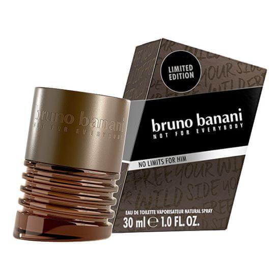 Bruno Banani No Limits Man - EDT