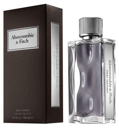 Abercrombie & Fitch First Instinct - woda toaletowa 50 ml