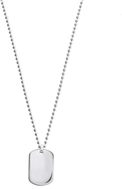Morellato Pánský ocelový náhrdelník Cross SAHU03