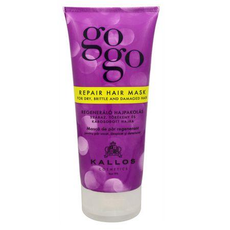 Kallos Regenerační maska pro suché a poškozené vlasy GoGo (Repair Hair Mask For Dry, Brittle And Damaged Ha