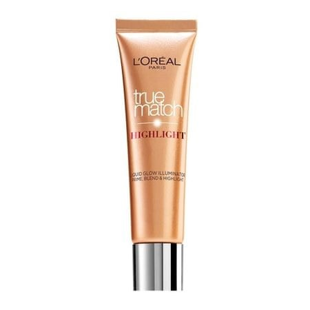 L'Oréal Folyékony arcbőrélénkítő (True Match Hightlight), 30 ml (árnyék Golden Glow)