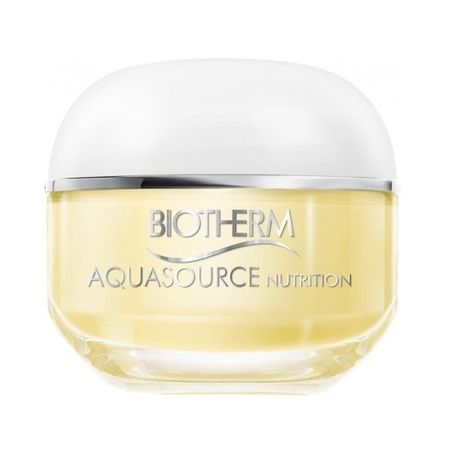 Biotherm Aquasource Nutrition arcápoló balzsam (Highly Nurturing Rich Balm) 50 ml