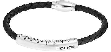 Police Fury férfi karkötő PJ25571BLB/01 (hossz 22 cm)