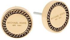 Michael Kors Pozlacené luxusní náušnice MKJ5889710