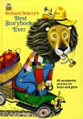 Scarry Richard: Richard Scarry´s Best Storybook Ever