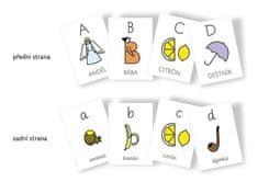 Lencová Radana: Karty s písmeny a obrázky