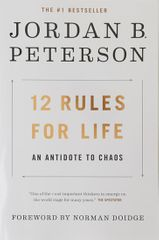 Paterson Jordan B.: 12 Rules for Life