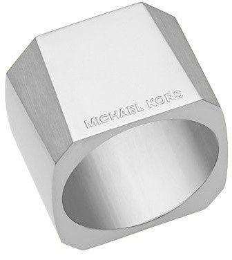 Michael Kors Masszív nemesacél gyűrű MKJ5932040 (áramkör 56 mm)