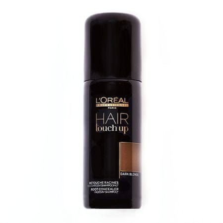 Loreal Professionnel Vlasový korektor Hair Touch Up (Root Concealer) 75 ml (Odtieň Brown)