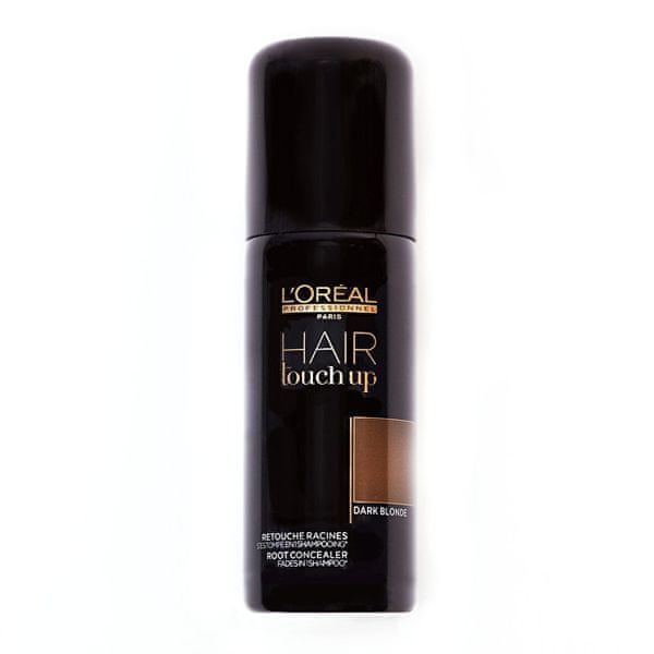 Loreal Professionnel Vlasový korektor Hair Touch Up (Root Concealer) 75 ml Black