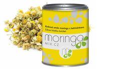 Moringa MIX Bylinná zmes moringy s harmančekom 100 g