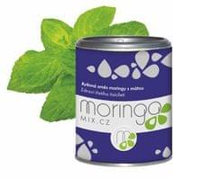 Moringa MIX Bylinná zmes moringy s mätou 100 g