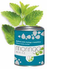 Moringa MIX Bylinná zmes moringy s medovkou 100 g
