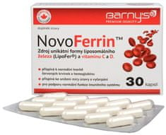 Barny's NovoFerrin 30 kapslí