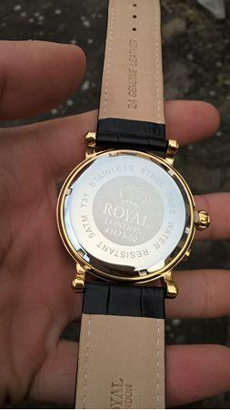 Royal London 41173-04 Pánské hodinky s fází měsíce  5afbdd0314e