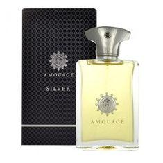 Amouage Silver - woda perfumowana