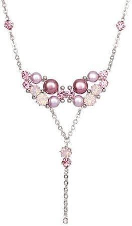 Preciosa Antoinette romantyczny naszyjnik 2346 69