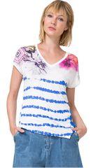 Desigual Dámske tričko TS Cellia 73T2WA2 5001