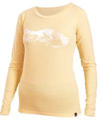 Northfinder Dámske tričko Calesa Yellow TR4188OR-223