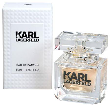 Karl Lagerfeld For Her - miniaturka woda perfumowana 4,5 ml