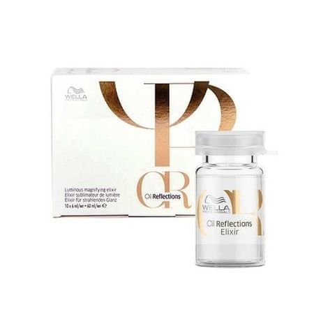 Wella Professional Elixír pre extra lesk a hebkosť vlasov Oil Reflections (Luminous Magnifying Elixir) 10 x 6 ml