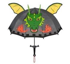 Blooming Brollies Dětský holový deštník Kidorable Knight and Dragon U0100KN