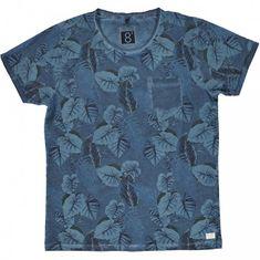 Cars-Jeans Női kék póló nyomtatás Baro Navy 4278212