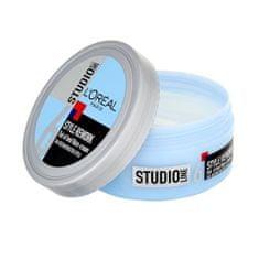 L'Oréal Krem do modelowania z włókna włosów Studio Line (Style Rework Out Of Bed Fiber Cream) 150 ml