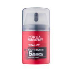 L'Oréal Hydratační krém proti stárnutí pleti pro muže Men Expert (Vita Lift 5 daily Moisturiser) 50 ml