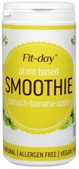 Fit-day Plant based smoothie SPINACH-BANANA-APPLE 600 g