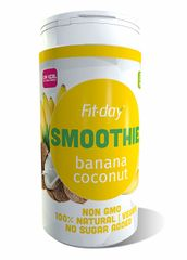 Fit-day Plant based smoothie BANANA-COCONUT 600 g