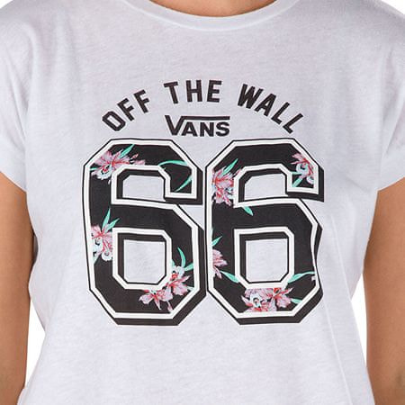 Vans Dámske tričko Free Safety VA31TVWHT (Veľkosť L)  5ab167567c7