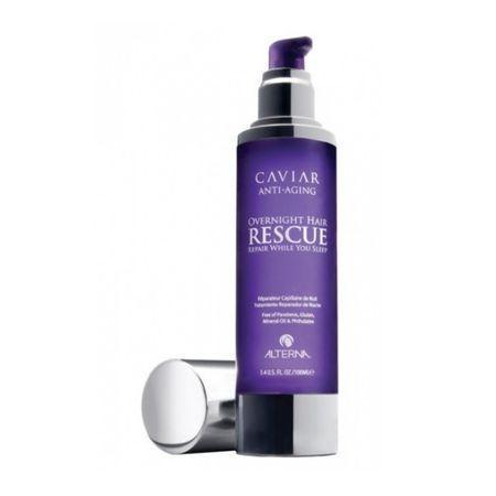 Alterna Caviar Anti-Aging éjszakai regeneráló hajpakolás(Overnight Hair Rescue) 100 ml