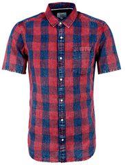 6e9a00082b5 Q S designed by Pánská kostkovaná košile extra slim fit 1 2